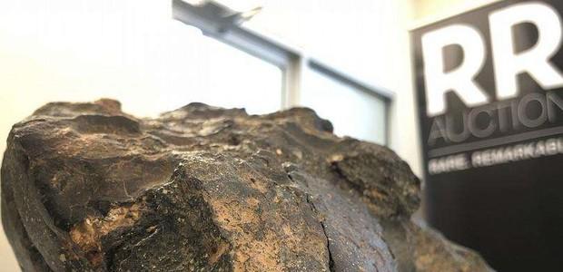 Meteorito (Foto: Reprodução instagram)