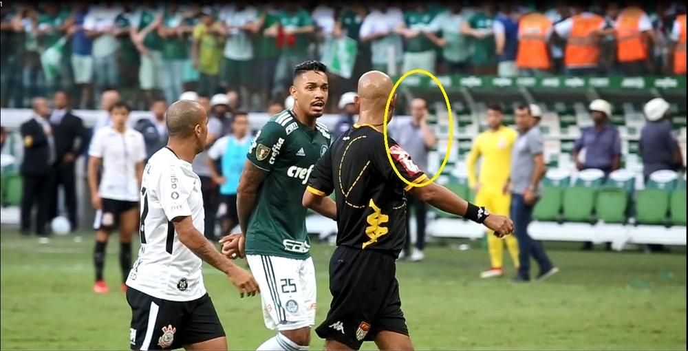 Novos argumentos para a investigação do Palmeiras no caso da final da Paulista 2018