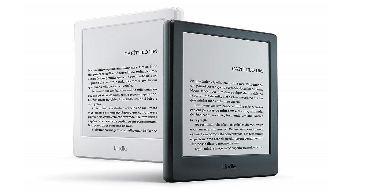 Kindle (Foto: Divulgação)