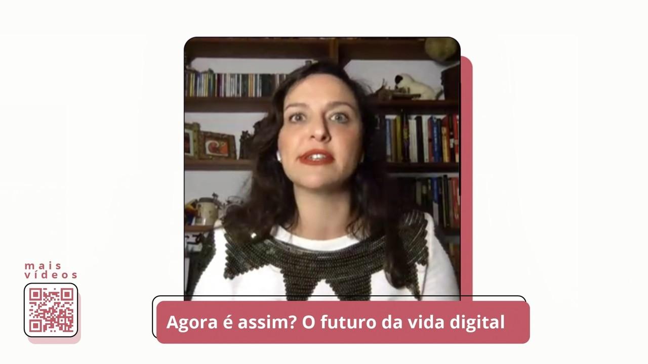 Bia Granja comenta papel de redes sociais durante a pandemia