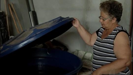 Moradores de Jundiapeba, em Mogi, reclamam de falta de água