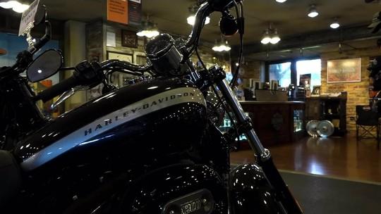Trump ameaça criar 'grande imposto' para Harley-Davidson