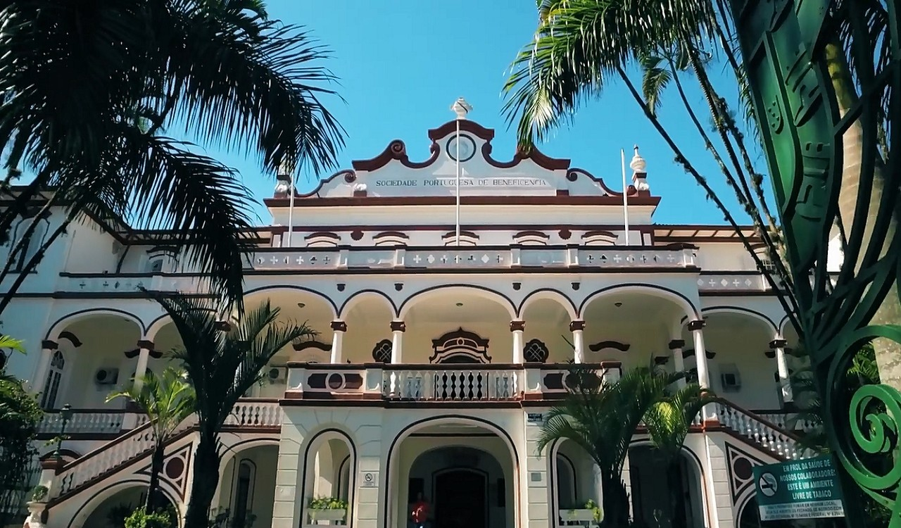 Beneficência Portuguesa de Santos completa 160 anos  - Notícias - Plantão Diário