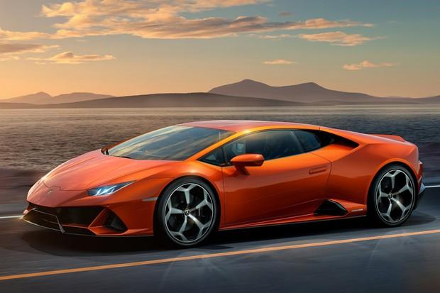 Lamborghini Huracán EVO 2019 (Foto: Divulgação)