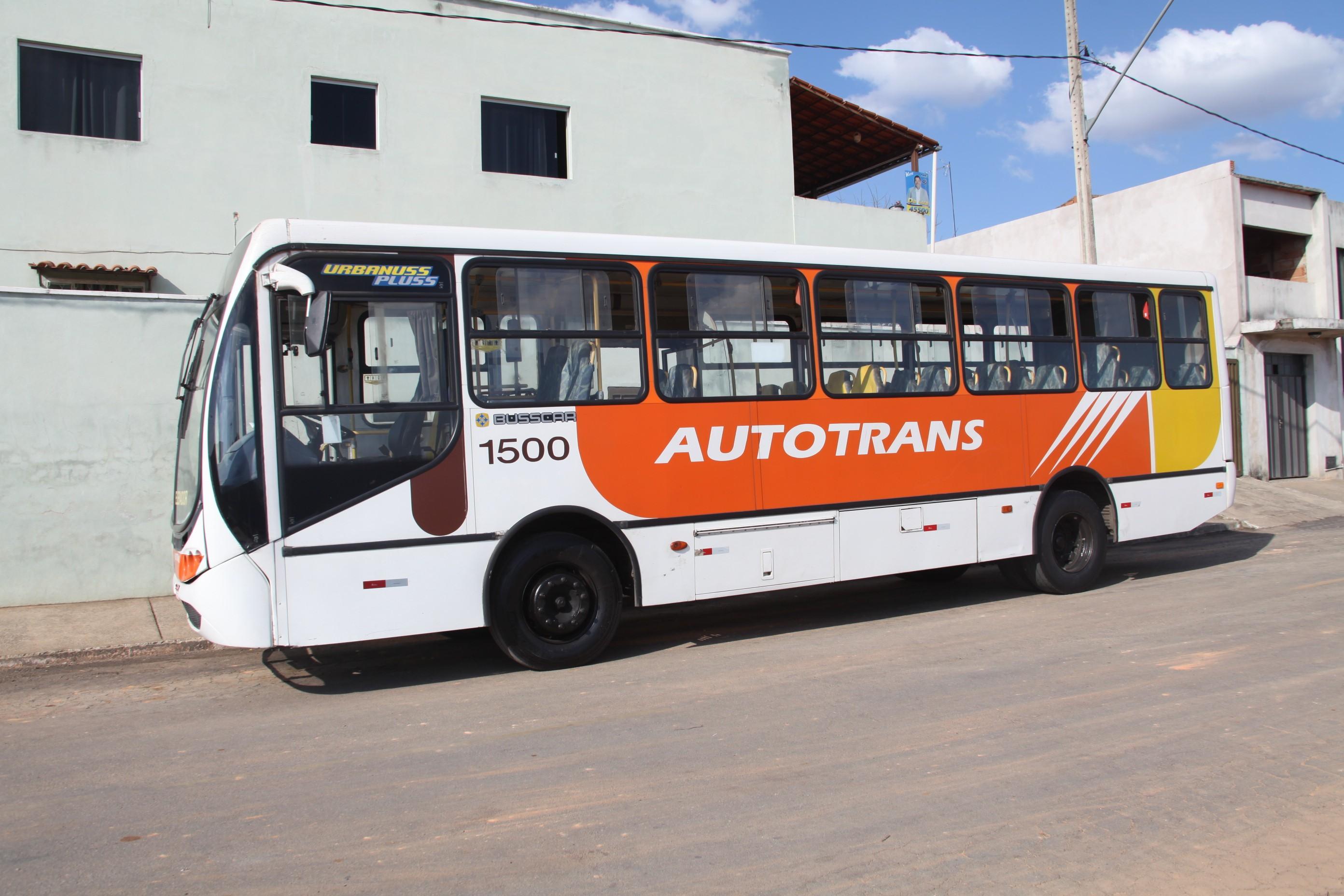 Itinerários dos ônibus de Itaúna são alterados durante o carnaval