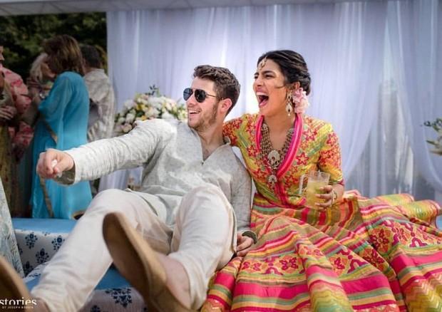 Nick Jonas e Priyanka Chopra (Foto: Reprodução/Instagram)