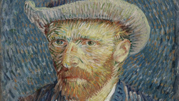 Autorretrato de Vincent van Gogh, de 1887 (Foto: Van Gogh Museum, Amsterdam (Vincent van Gogh Foundation))