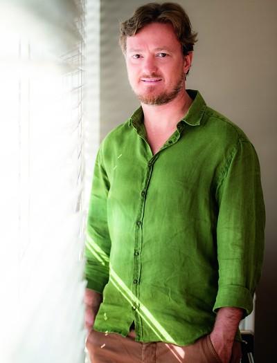 Guilherme Scheffer foi o primeiro produtor rural que conseguiu emitir um CRA como pessoa física (Foto: José Medeiros)
