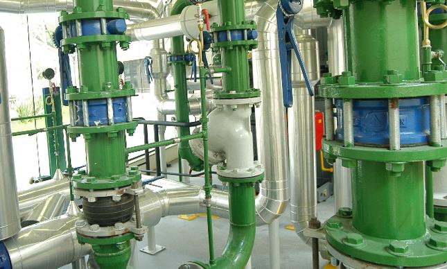 Gasoduto de gás natural