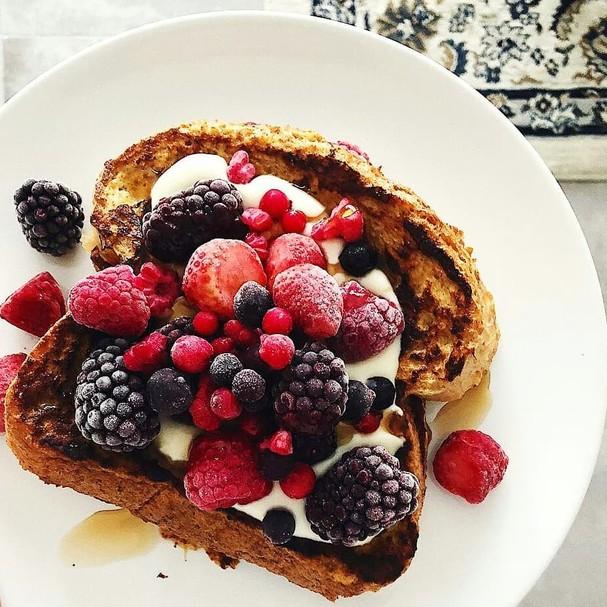 6 alimentos que te deixam mais saudável (Foto: Reprodução/Instagram)