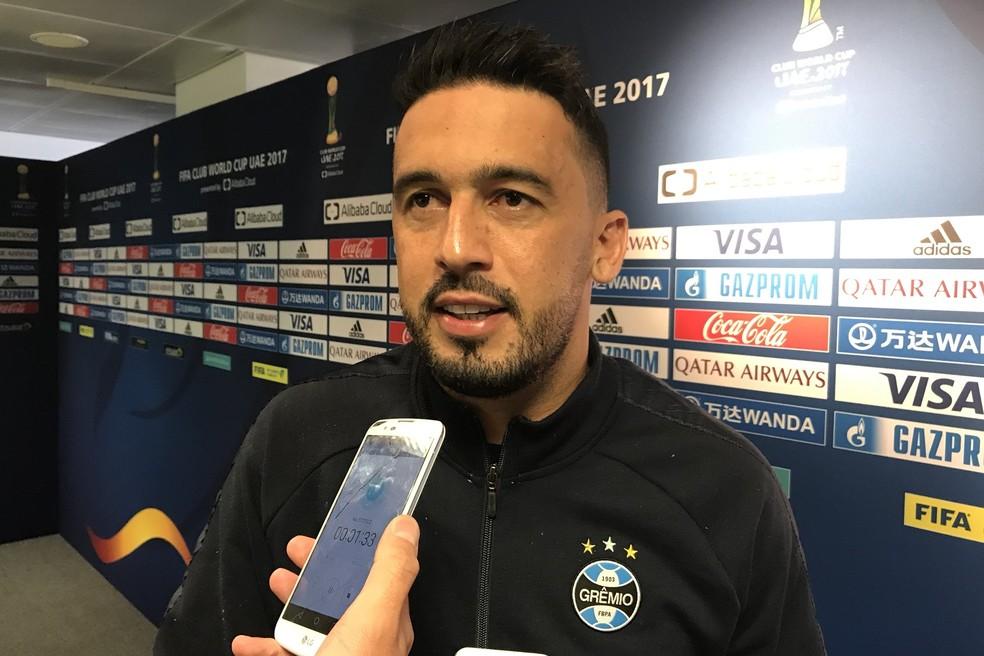 Edílson interessa ao Cruzeiro (Foto: Eduardo Moura / GloboEsporte.com)
