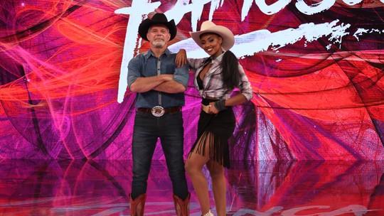 'Dança dos Famosos 2017': Raul Gazolla e Thiago Pereira comentam ida para a repescagem