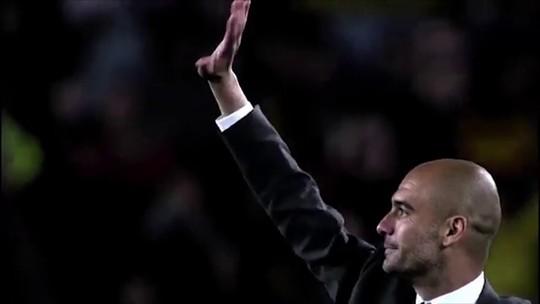 Pep Guardiola completa 10 anos como treinador nesta segunda-feira