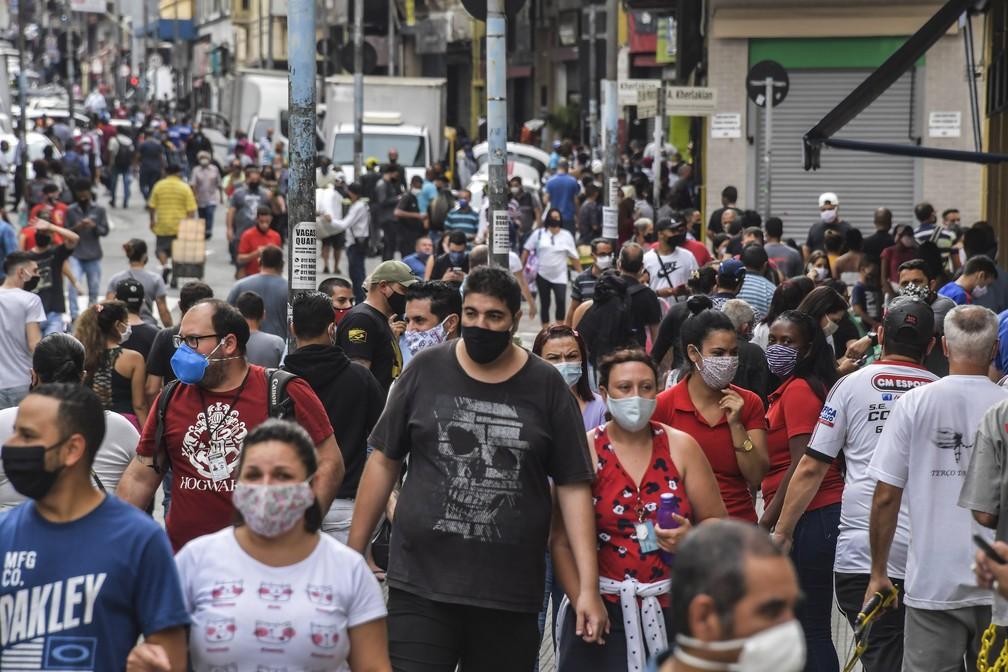 Cidade de São Paulo reabre comércio de rua nesta quarta-feira (10); FOTOS | São  Paulo | G1