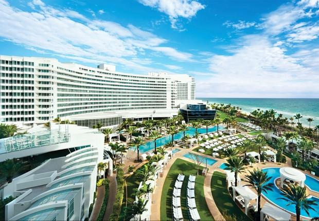 Eventos ocorrerão em hotel de Miami Beach (Foto: Divulgação)