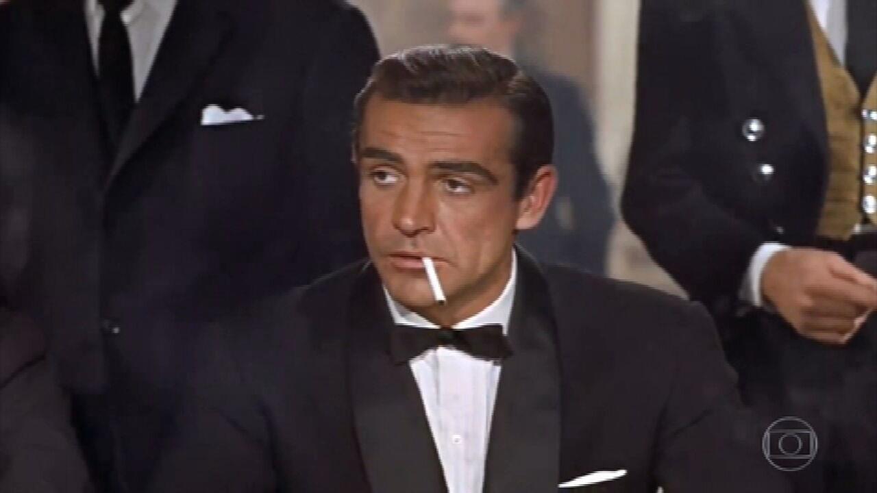 Sean Connery, o primeiro 007 no cinema, morre aos 90 anos