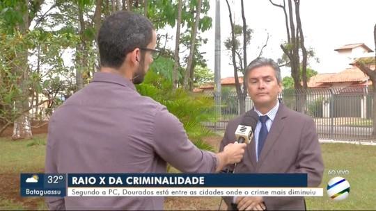 Polícia Militar obriga morador de Três Lagoas a soltar teiú capturado