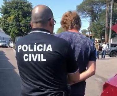 Suspeito preso por ataques com ácido em Porto Alegre é indiciado pela Polícia Civil - Notícias - Plantão Diário
