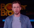 Tiago Leifert apresenta o 'Big Brother Brasil' | Reprodução