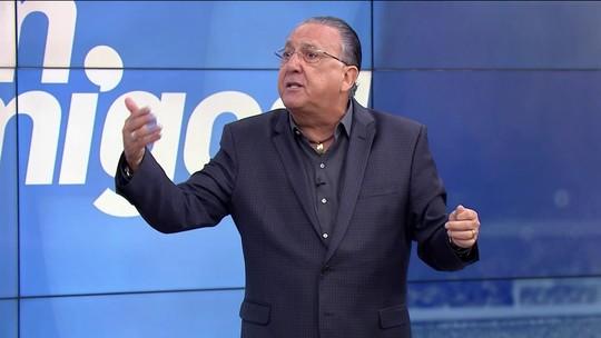 Galvão e Arnaldo discordam sobre comunicação da arbitragem em Palmeiras x Corinthians