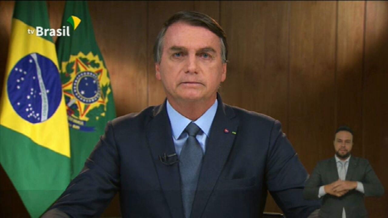 Jair Bolsonaro discursa na Assembleia Geral da ONU