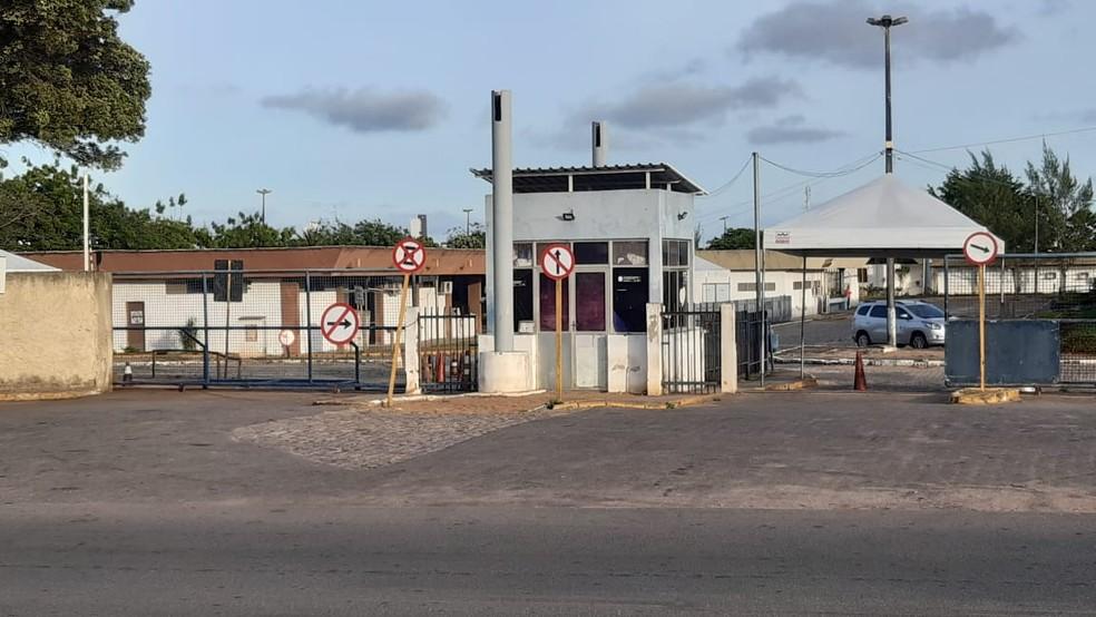 Investigação comprovou fraudes e corrupção no Detran-RN — Foto: Sérgio Henrique Santos/Inter TV Cabugi