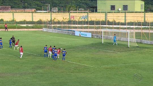 Marinho valoriza goleada que deixa o Sergipe a dois pontos do líder da fase