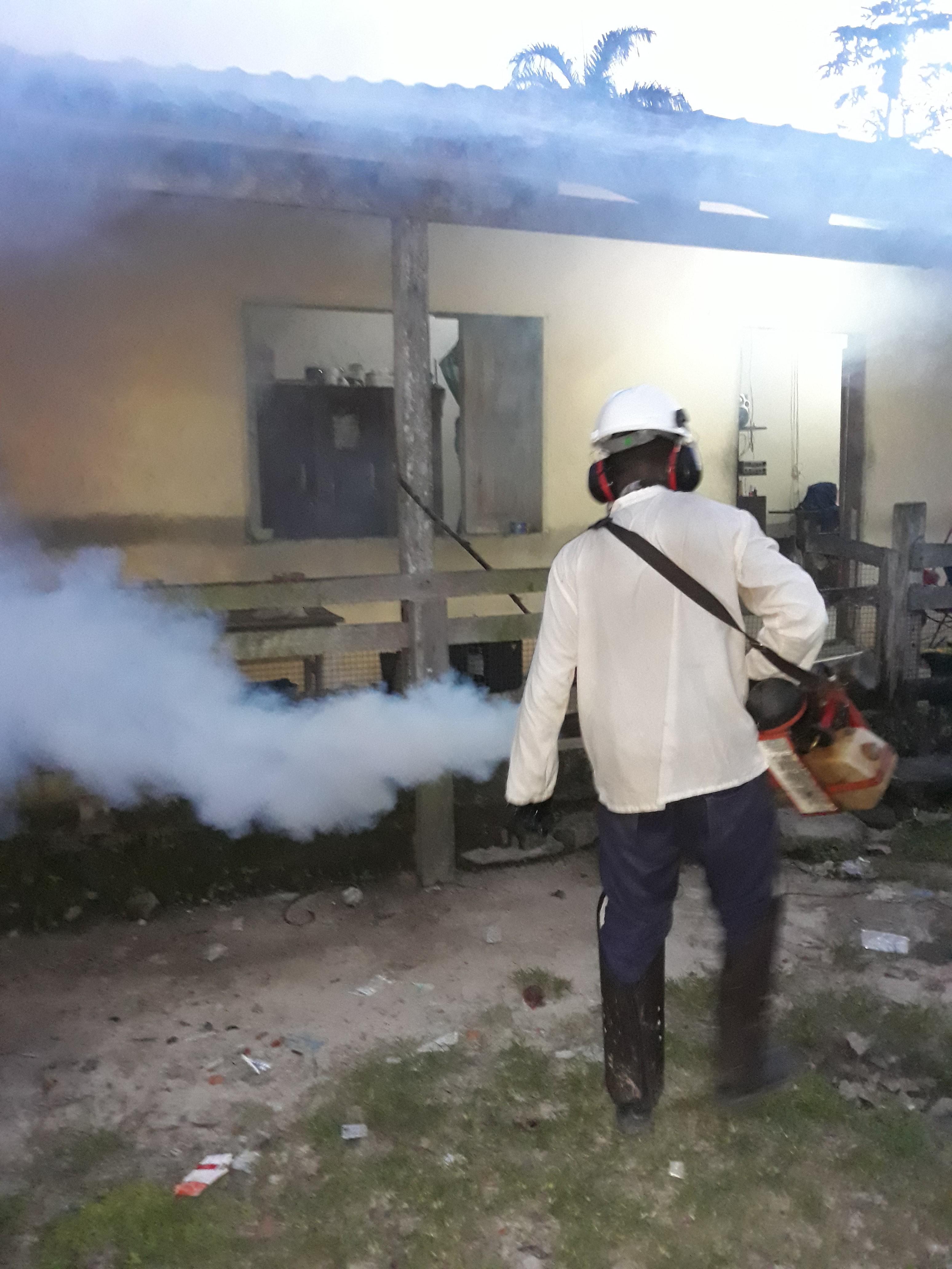 Projeto de combate à malária deve beneficiar mais de 4 mil pessoas de 23 localidades em Oriximiná, no PA