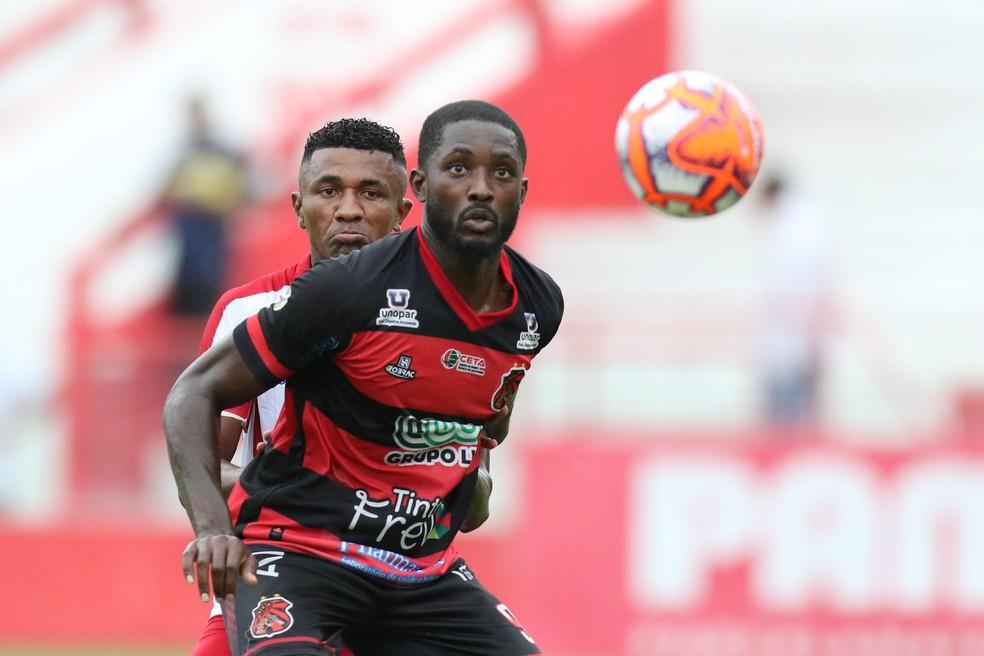 Flamengo de Arcoverde não consegue efeito suspensivo — Foto: Aldo Carneiro / Pernambuco Press