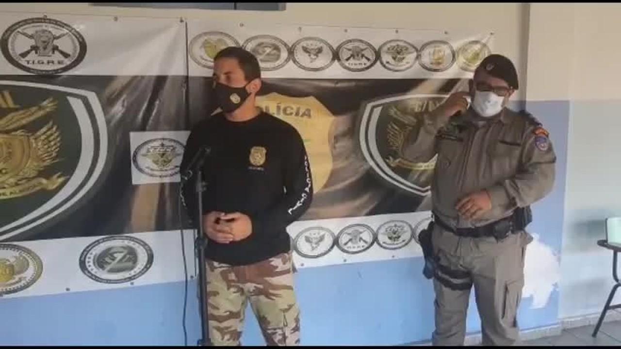 Delegado Gustavo Xavier fala sobre a operação Curupira