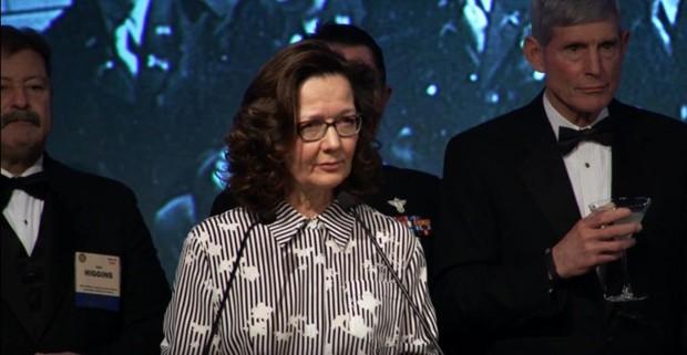 Gina Haspel (Foto: Reprodução / YouTube)