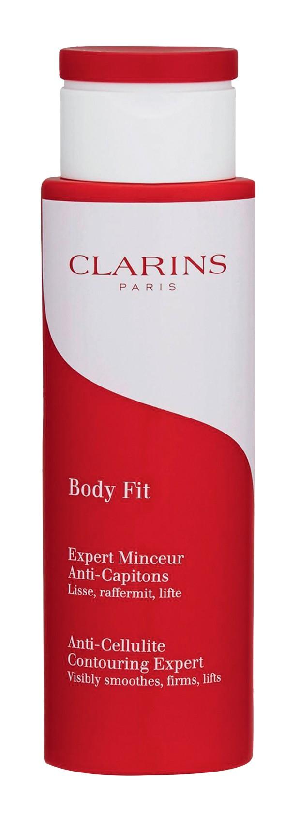 Creme de contorno corporal Body Fit, R$ 329, Clarins (Foto: .)