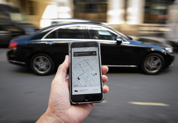 Uber (Foto: Leon Neal/Getty Images)