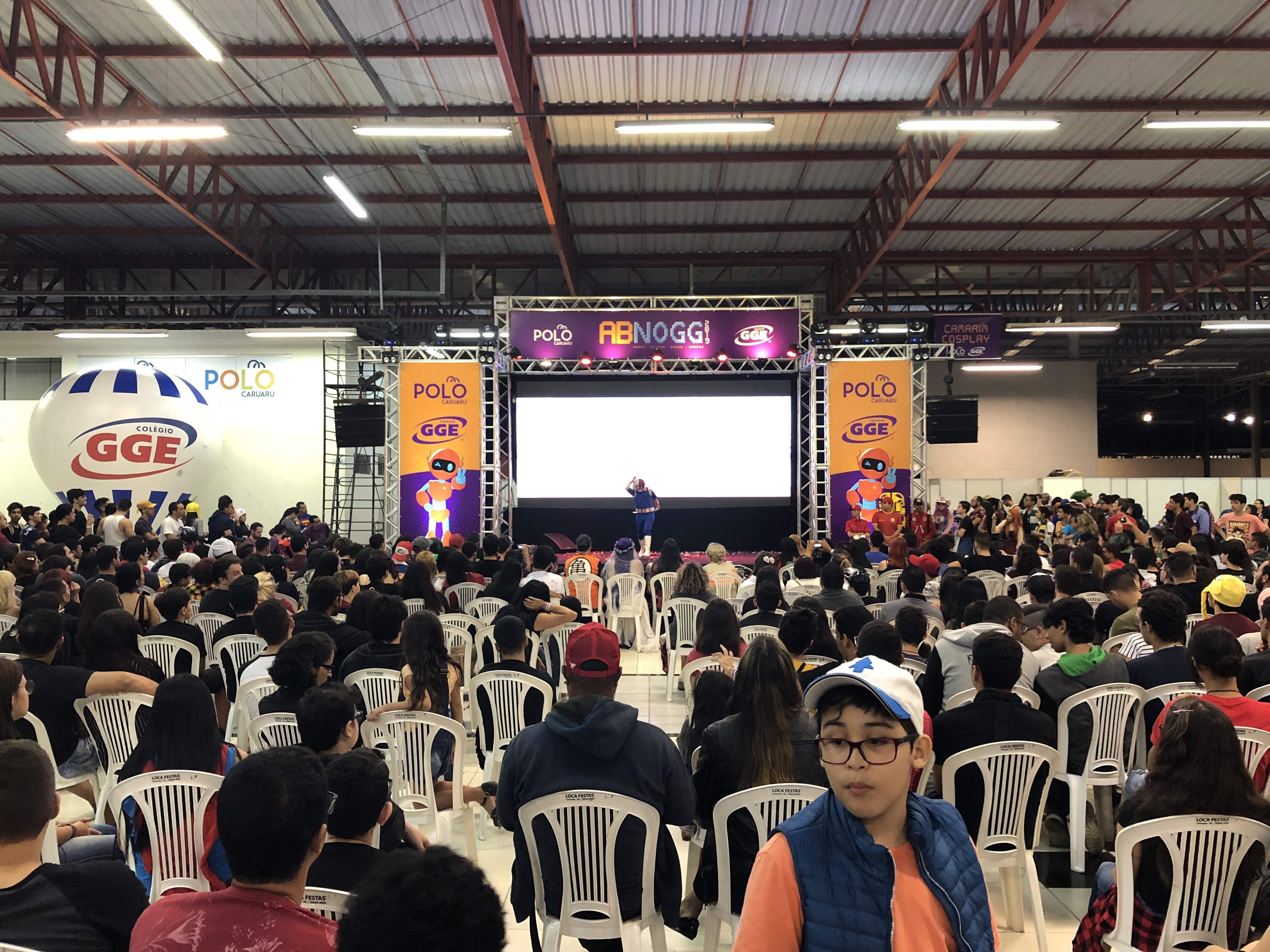 ABNOGG atrai cerca de 3 mil pessoas neste domingo (18), em Caruaru - Notícias - Plantão Diário