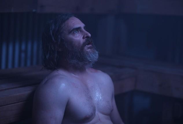 Joaquin Phoenix ganhou Cannes por sua interpretação como Joe (Foto: Divulgação)
