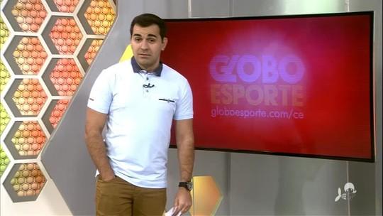 Jackson e Juninho celebram parceria no Fortaleza e miram Sul-Americana