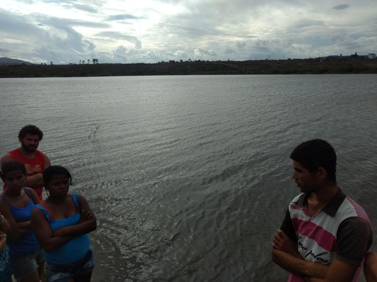 Adolescente de 15 anos morre afogada em barragem na zona rural de Caruaru