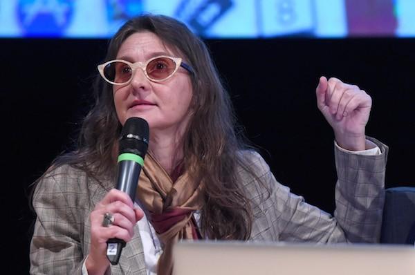 A cineasta argentina Lucrecia Martel (Foto: Getty Images)