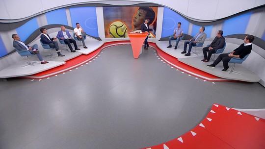 Volante Henrique fala sobre responsabilidade de ser capitão do Cruzeiro