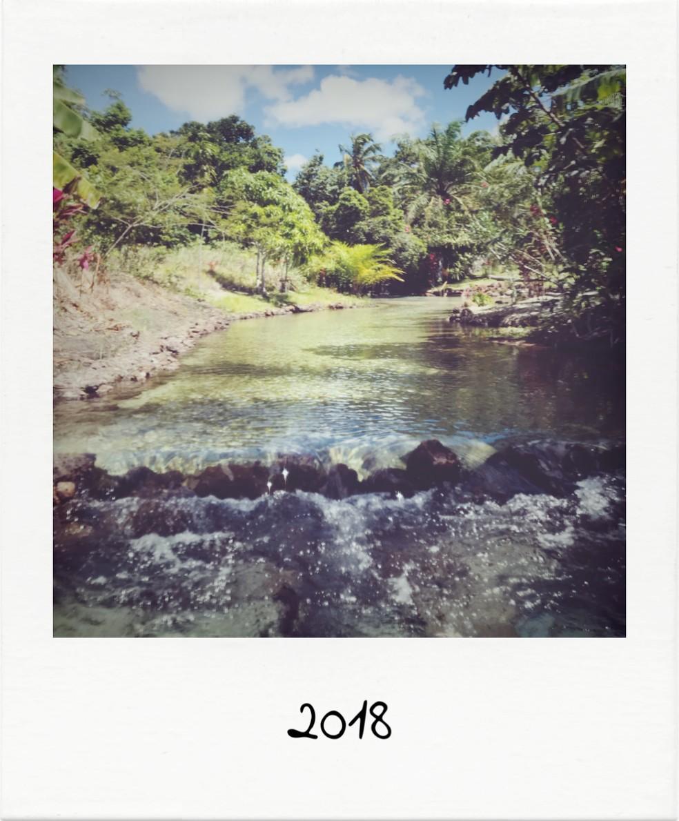 App Instants transforma fotos em polaroids — Foto: Reprodução/Rodrigo Fernandes