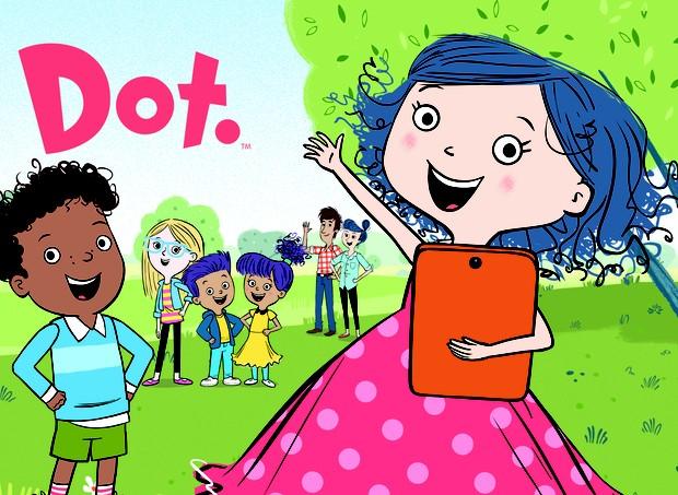 """""""DOT."""" estreia dia 19 de março, às 11h, no Nat Geo Kids (Foto: Divulgação)"""