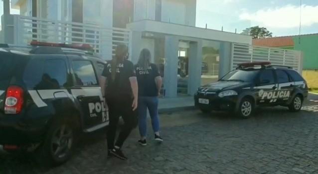 Donos de financeira são presos por suspeita de aplicar golpes contra mais de 70 pessoas em Encruzilhada do Sul