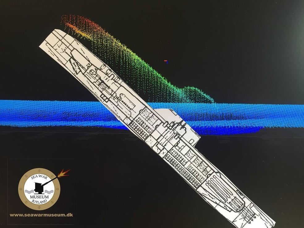 Apenas submarinos U-3523 foram colocados em uso; um está em um museu da Alemanha (Foto: SEA WAR MUSEUM JUTLAND)