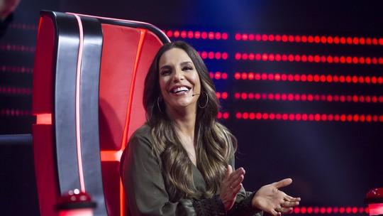 Reações de Ivete Sangalo marcam segunda noite de 'Batalhas'