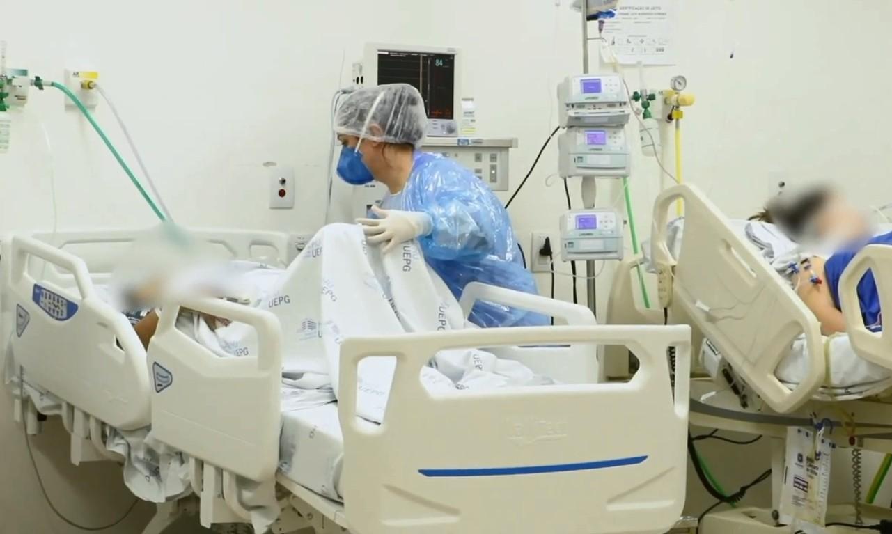'Estamos entrando no colapso', diz secretário de Saúde do Paraná; ocupação de leitos SUS Covid-19 é de 92% no estado
