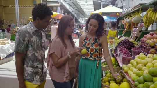 Nutricionista dá dicas de como escolher as frutas e higienizá-las