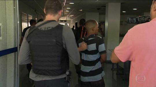 No Rio, 21 são presos suspeitos de envolvimento em morte de delegado