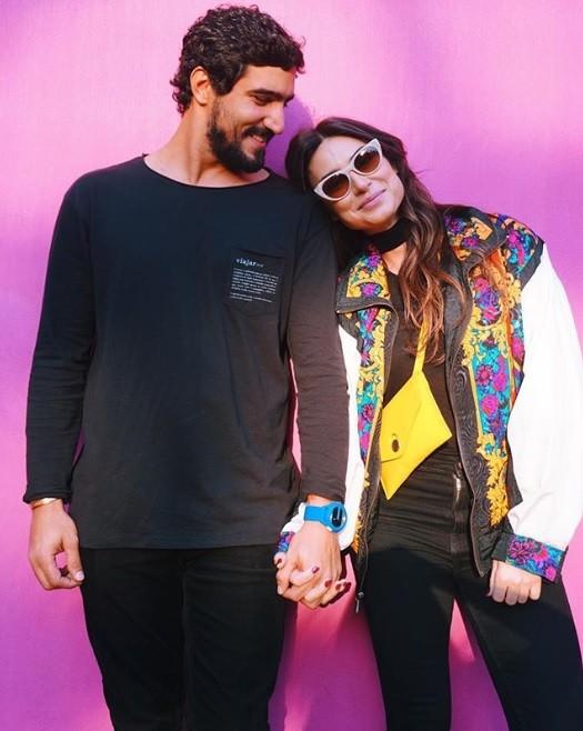 Thaila Ayala e Renato Góes (Foto: Reprodução / Instagram)