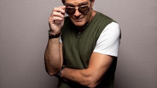 Antonio Banderas completa 60 anos; veja curiosidades do ator espanhol