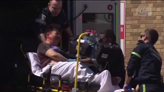 Vídeo: veja 5 fatos sobre o atropelamento em Toronto